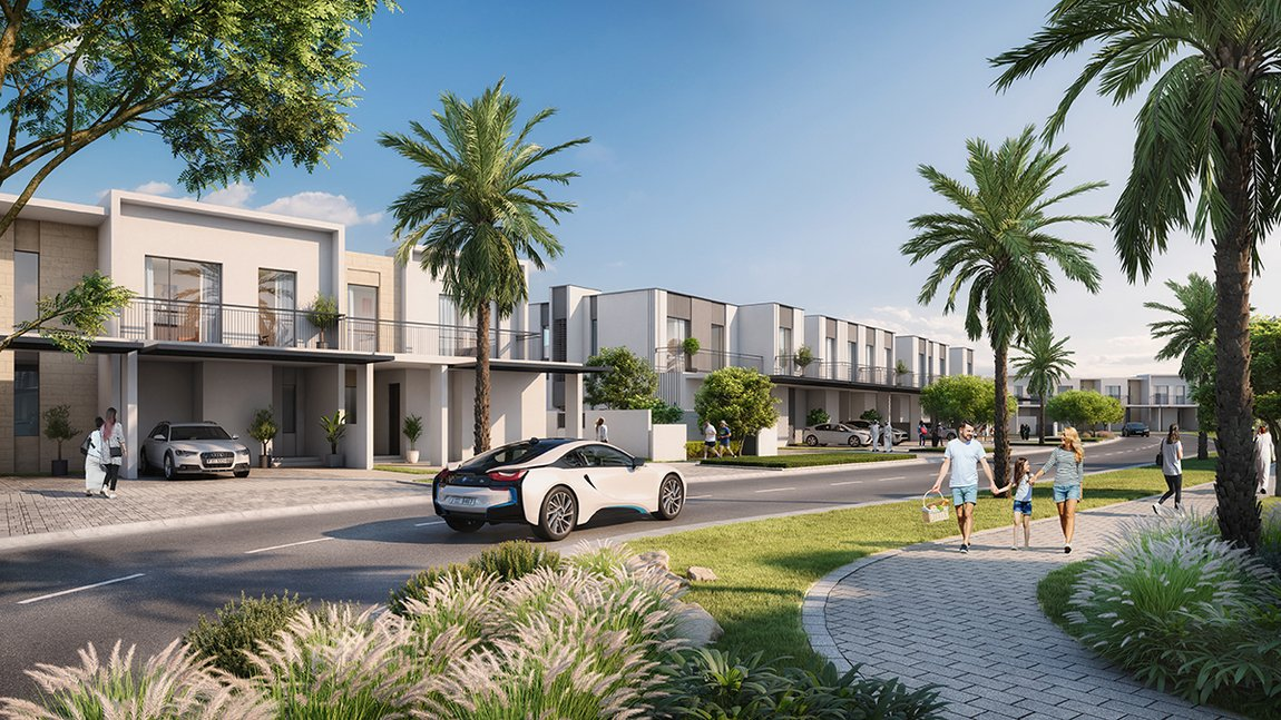 New developements for sale in expo golf villas 4, emaar south 2