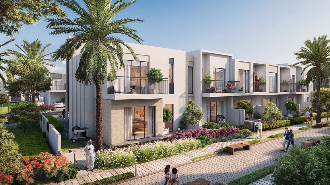 New developements for sale in expo golf villas 4, emaar south 10