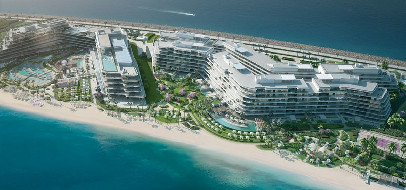 New Homes Alef Residences, Palm Jumeirah