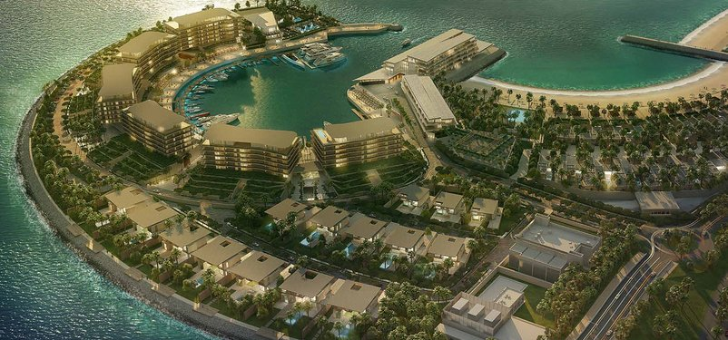 New Homes Bulgari Resorts & Residences, Jumeirah Bay Estates
