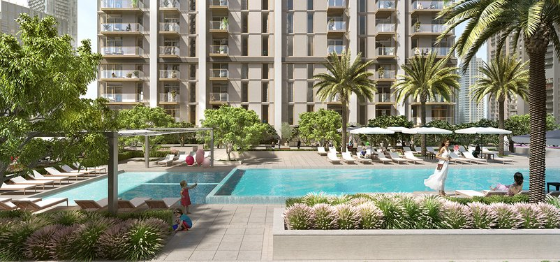 New Homes Burj Crown by Emaar – Launch Offer