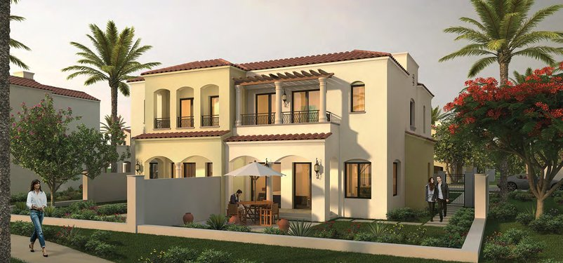 New Homes Casa Viva at Serena, 4% DLD fee waiver