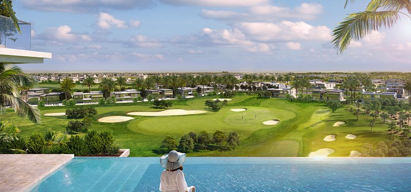 New Homes Golf Suites at Dubai Hills Estate