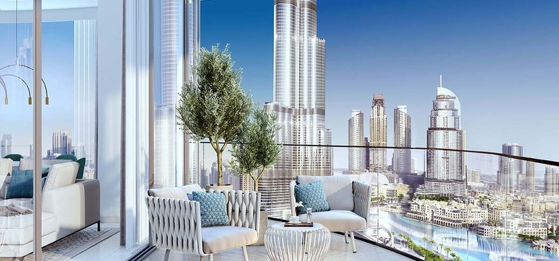 New Homes Grande Signature Residences by Emaar