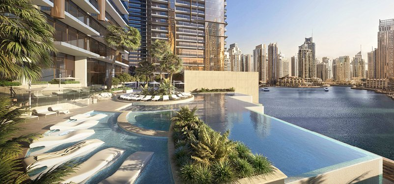 New Homes Jumeirah Living Marina Gate