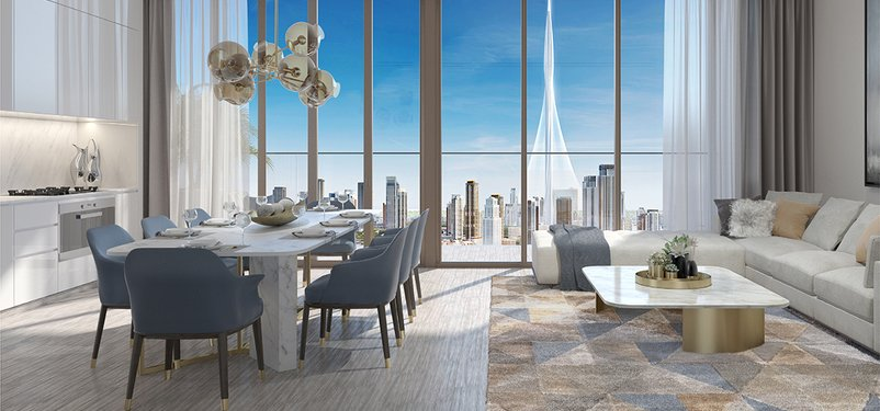 New Homes Palace Residences, Dubai Creek Harbour