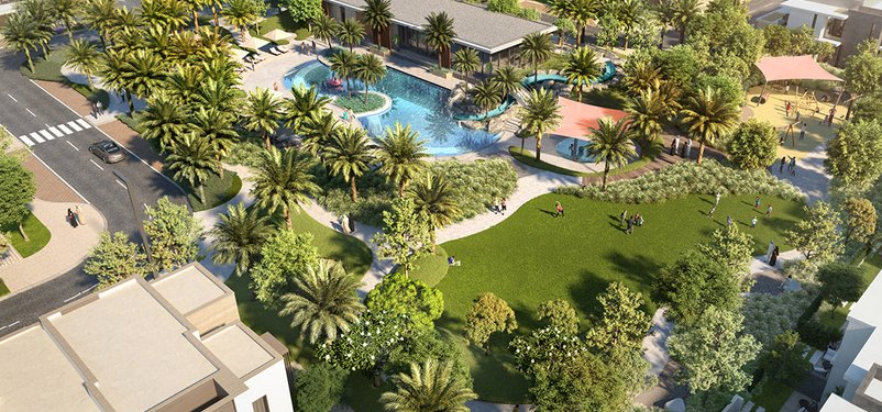 New Homes Ruba at Arabian Ranches 3