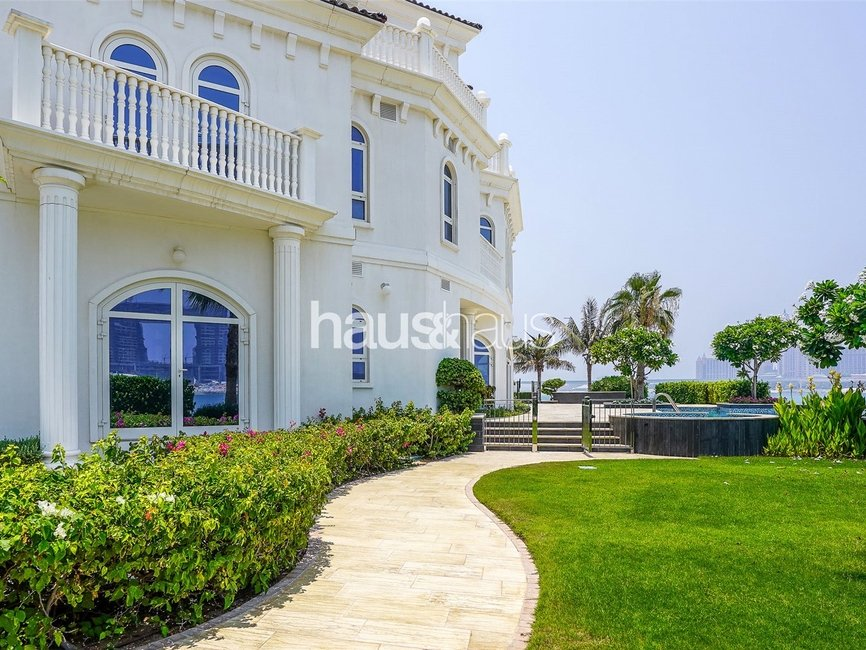 6 bedroom Villa for sale in Signature Villas Frond G - view 47