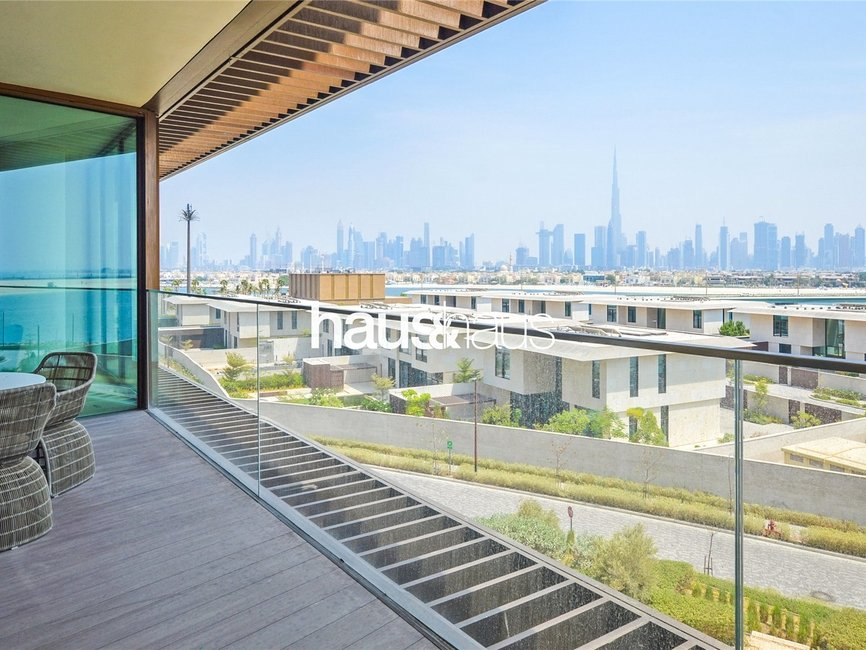 3 bedroom Apartment for rent in Bulgari Resort & Residences - view 4