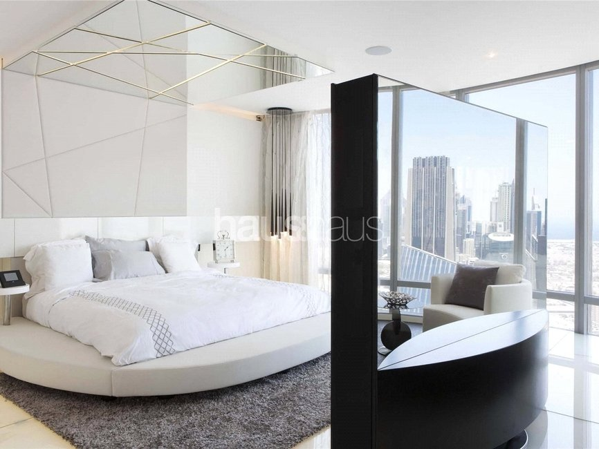 4 bedroom Apartment for rent in Burj Khalifa - view 3