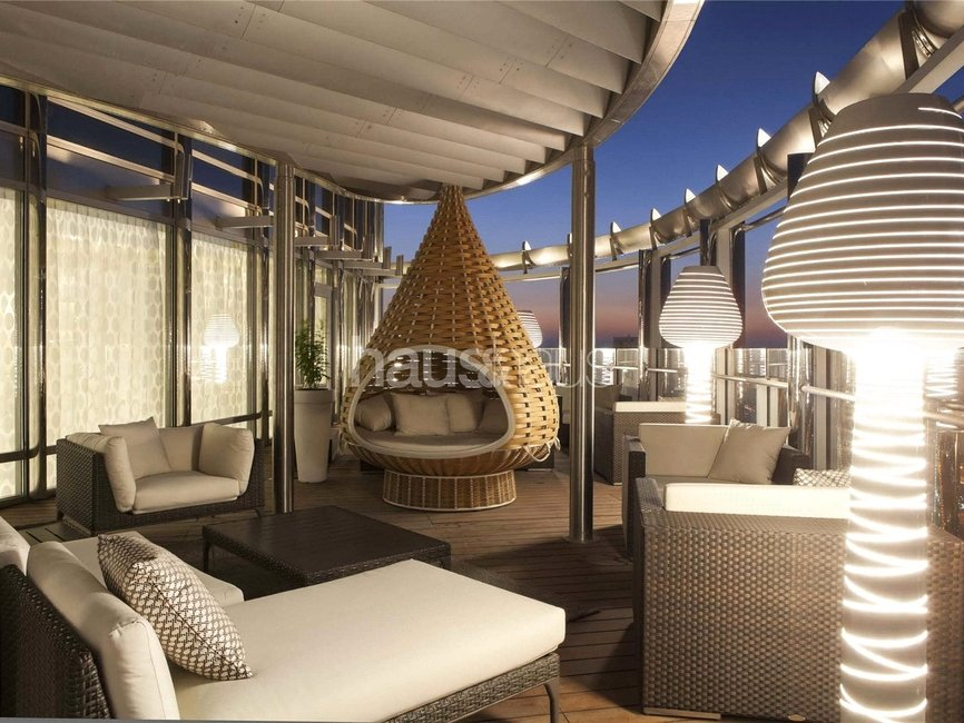 4 bedroom Apartment for rent in Burj Khalifa - view 4