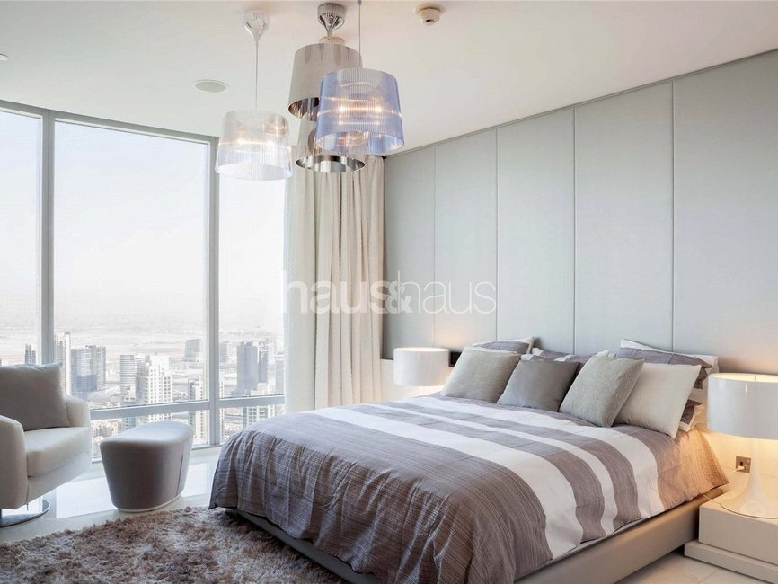 4 bedroom Apartment for rent in Burj Khalifa - view 6