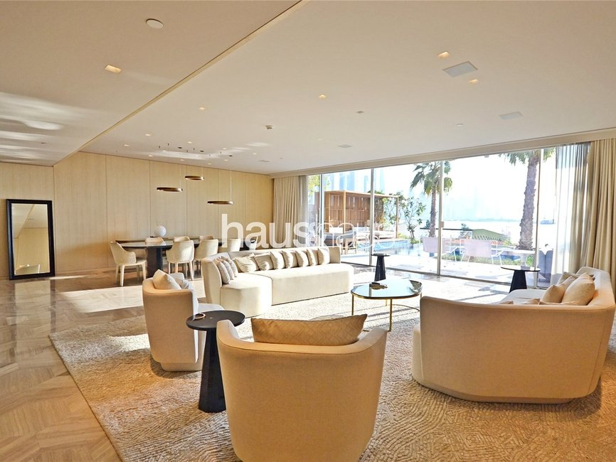 4 bedroom Villa for rent in FIVE Palm Jumeirah - view 3