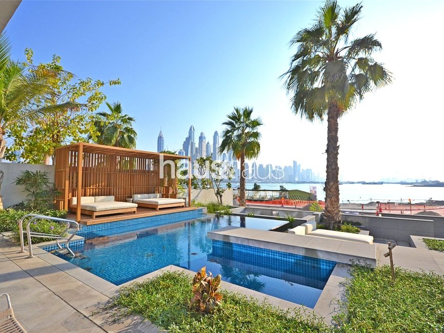 4 bedroom Villa for rent in FIVE Palm Jumeirah - view 2