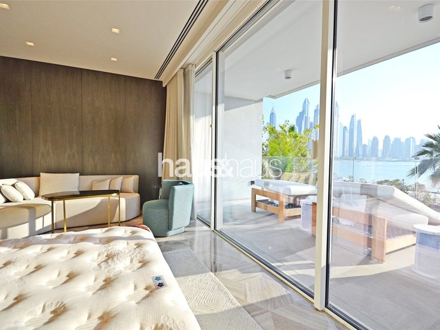 4 bedroom Villa for rent in FIVE Palm Jumeirah - view 10