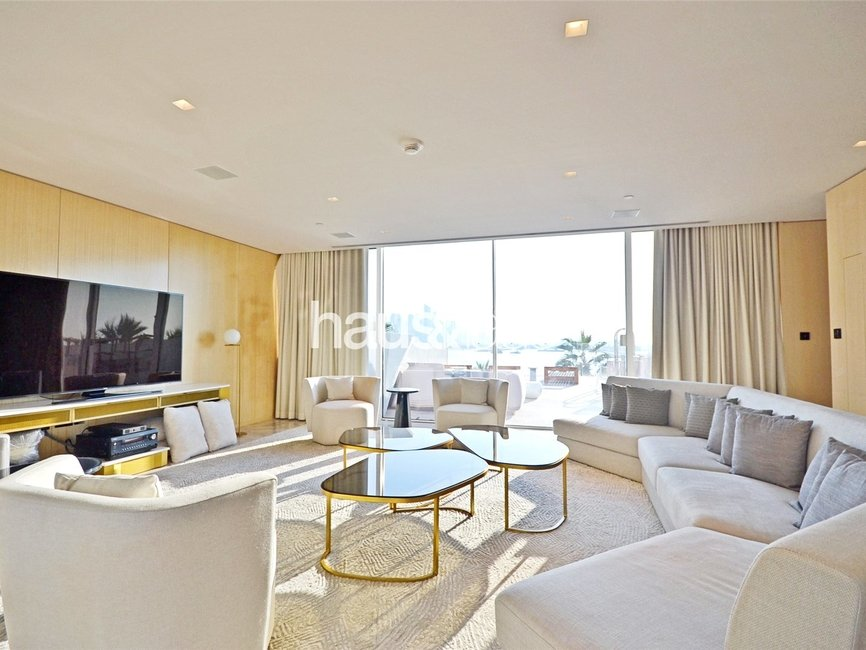 4 bedroom Villa for rent in FIVE Palm Jumeirah - view 8