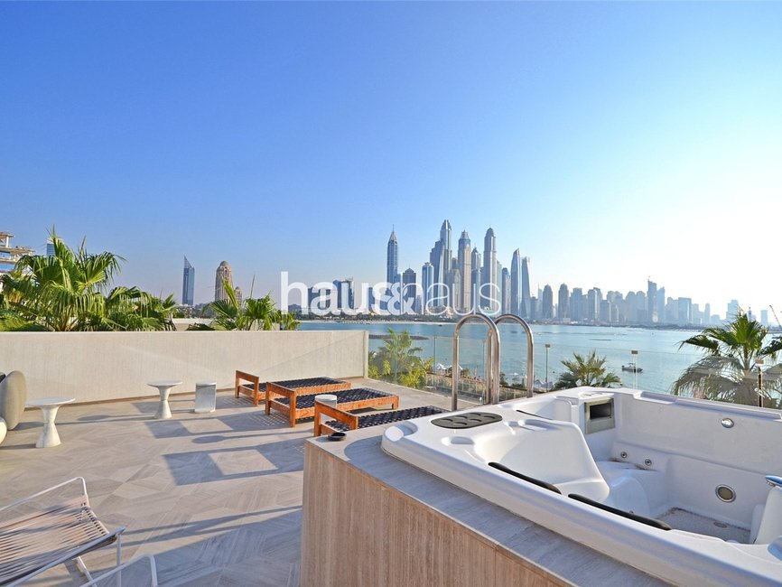 4 bedroom Villa for rent in FIVE Palm Jumeirah - view 5