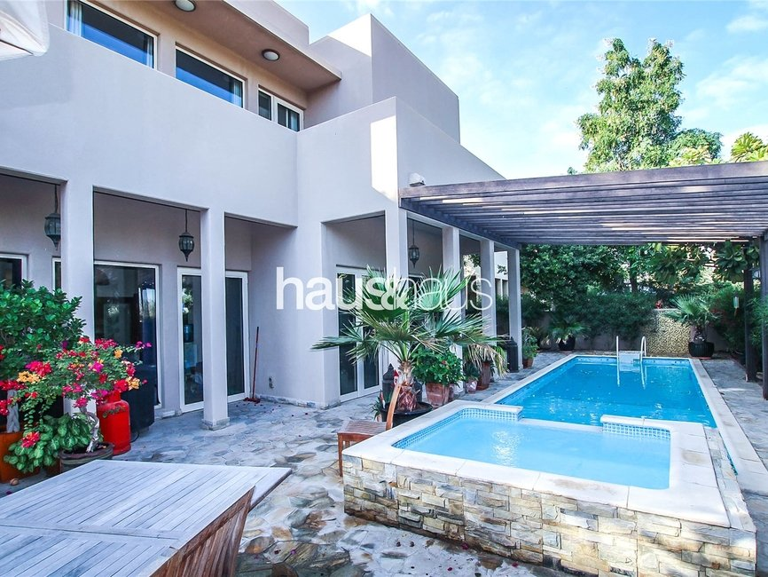 3 bedroom Villa for rent in Saheel 2 - view 1