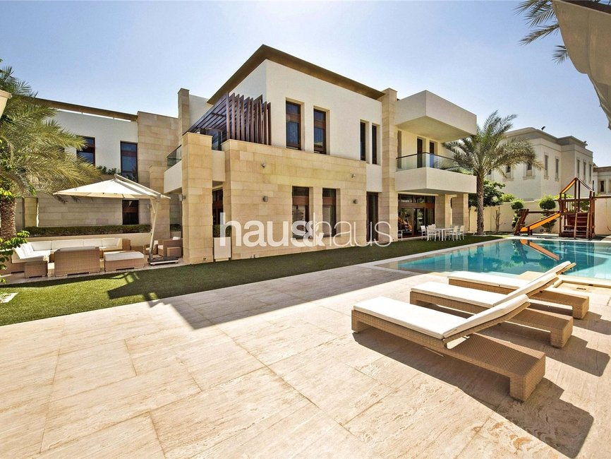 7 bedroom Villa for rent in Sector E - view 11