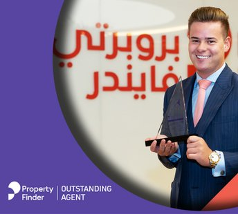 latest news The Outstanding Agent Award goes to… Conor McKay from haus & haus in Dubai — June 2019