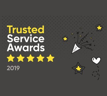 latest news feefo Gold Trusted Service Award for the 2nd year in a row