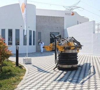latest news Dubai unveils world's largest 3D printed building